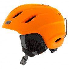 Kask snowboardowy Giro Nine orange
