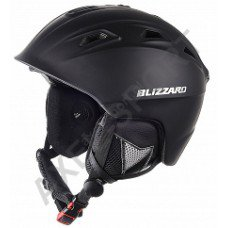 Kask narciarski Blizzard Demon  black
